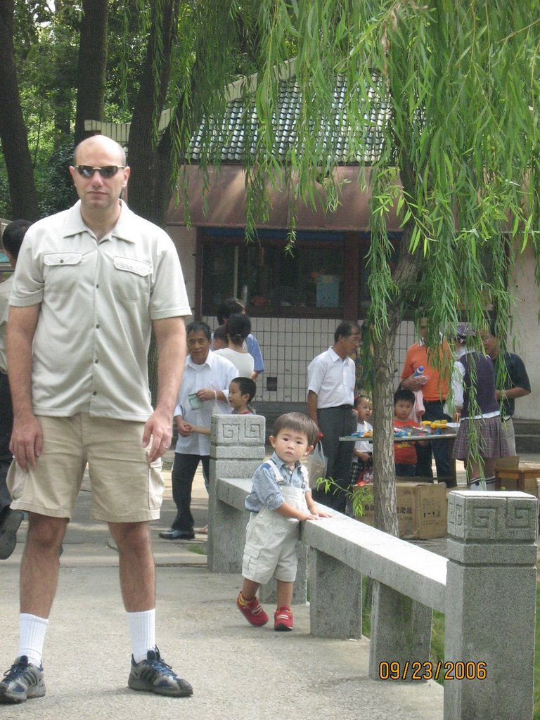 Akiva and dad-783487